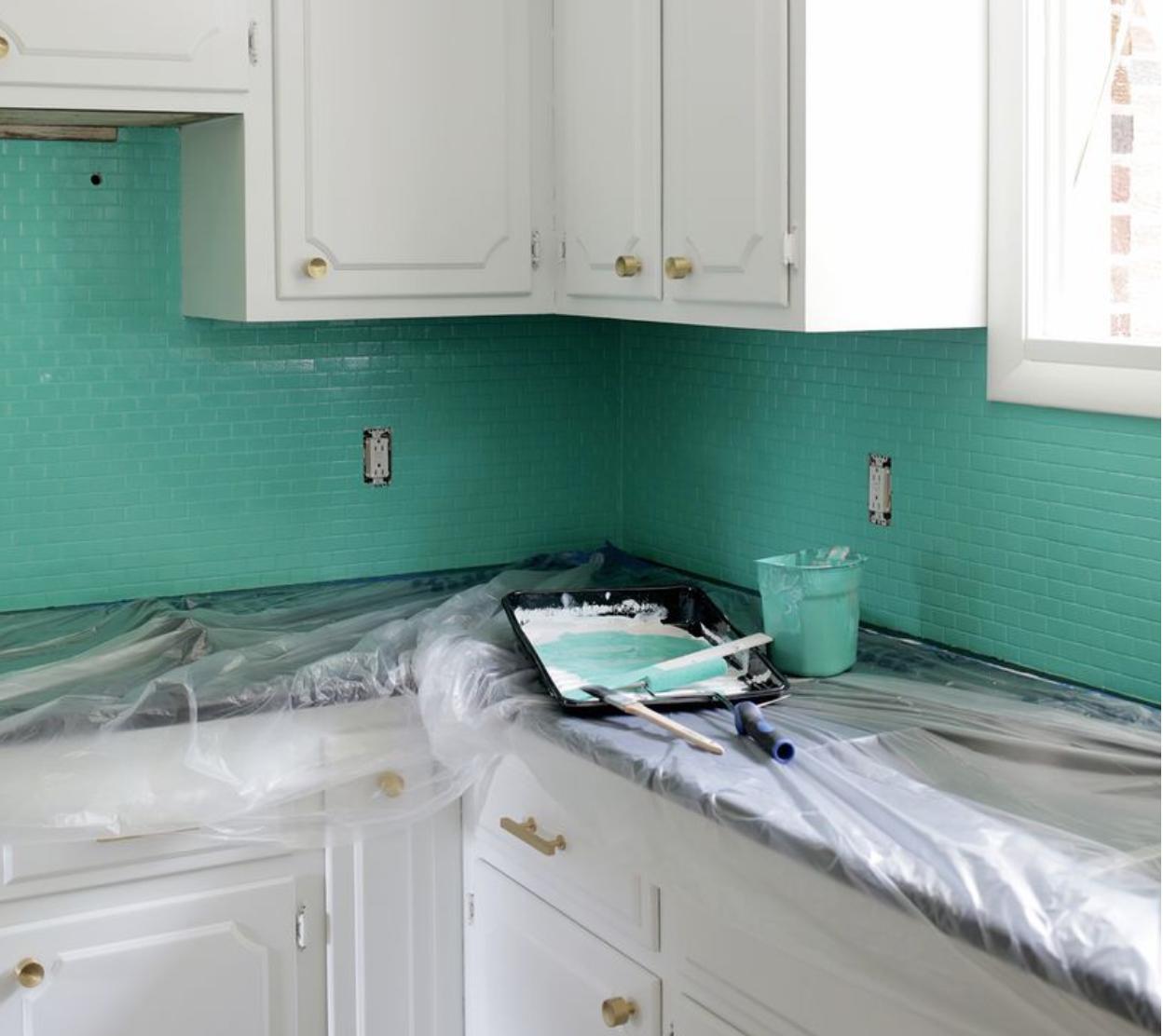 - How To Paint Tile - Best Paint For Tile Backsplash