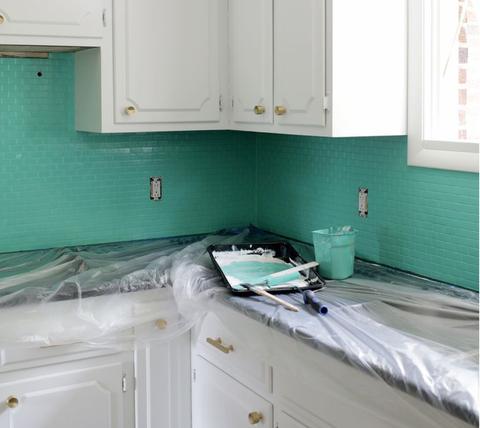 How To Paint Tile Best Paint For Tile Backsplash