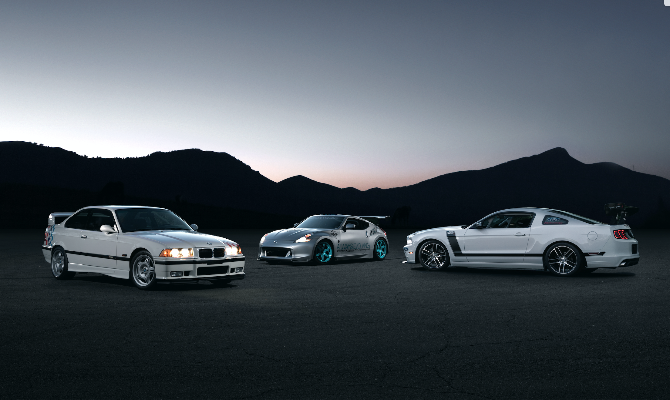 Paul Walker's Five BMW M3 Lightweights Sell for a Combined $1.3 Million