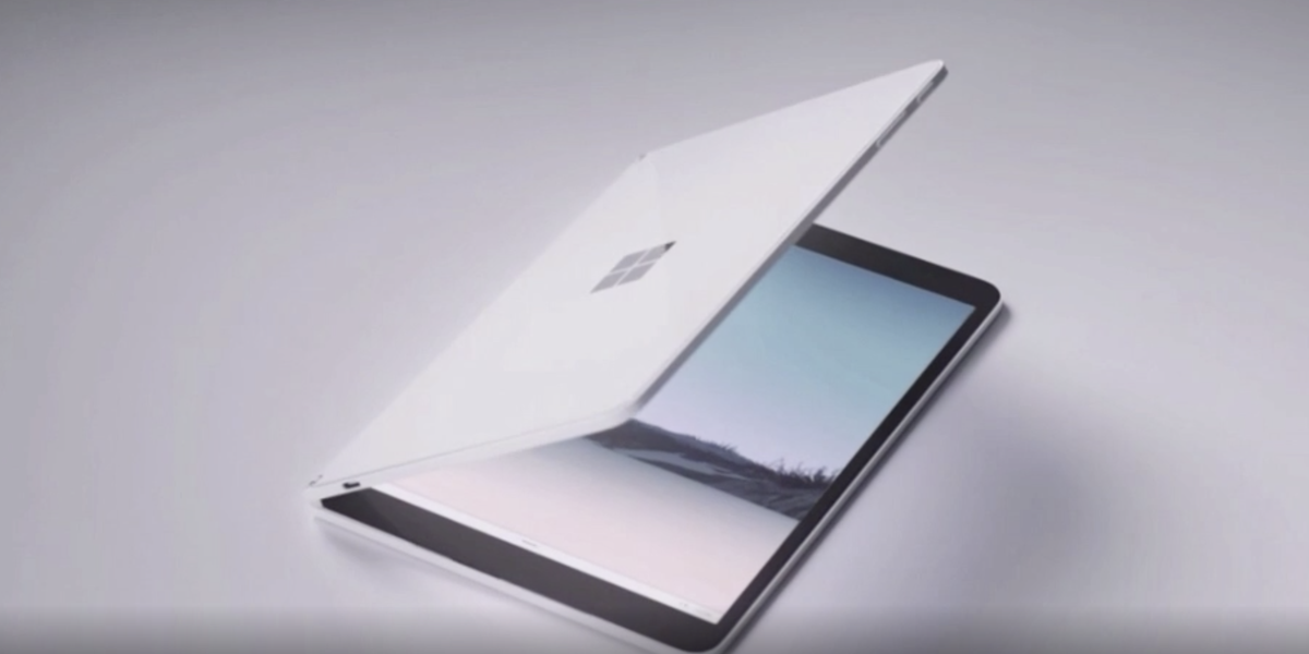 This Is the New Mind-Bending Surface Neo (and Everything Else Microsoft Just Announced)