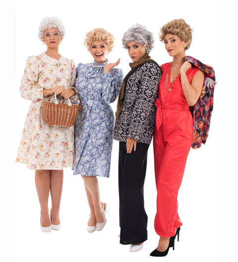 """""""The Golden Girls"""" Halloween Costumes at Target"""