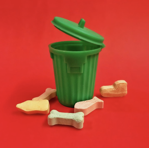 Green, Plastic,