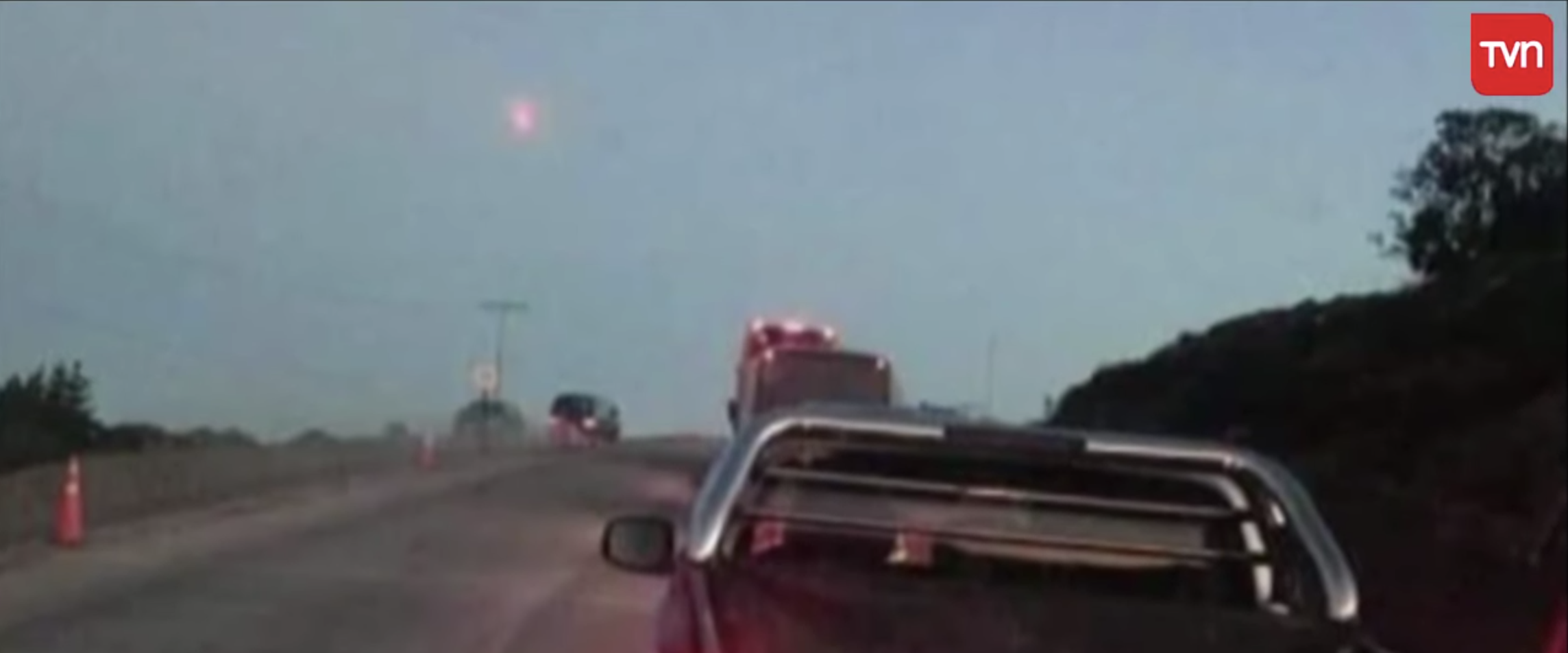 Strange Fireballs Soared Across Chile's Skies. They Weren't Meteorites.