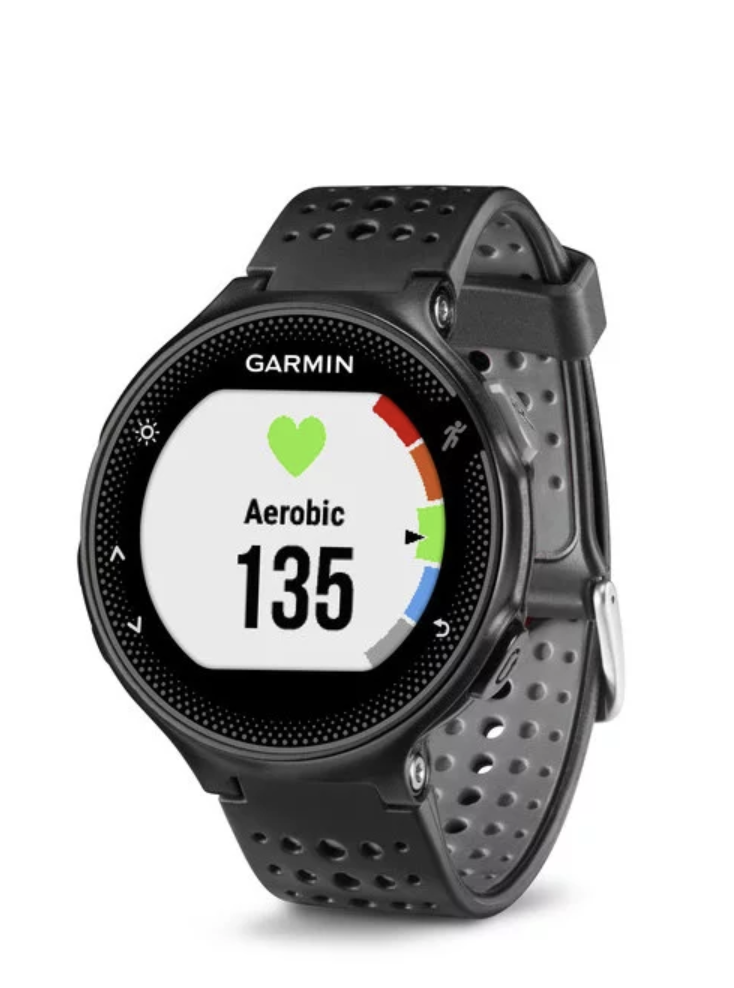 The Garmin Forerunner 235 Smartwatch is Majorly Discounted on Amazon