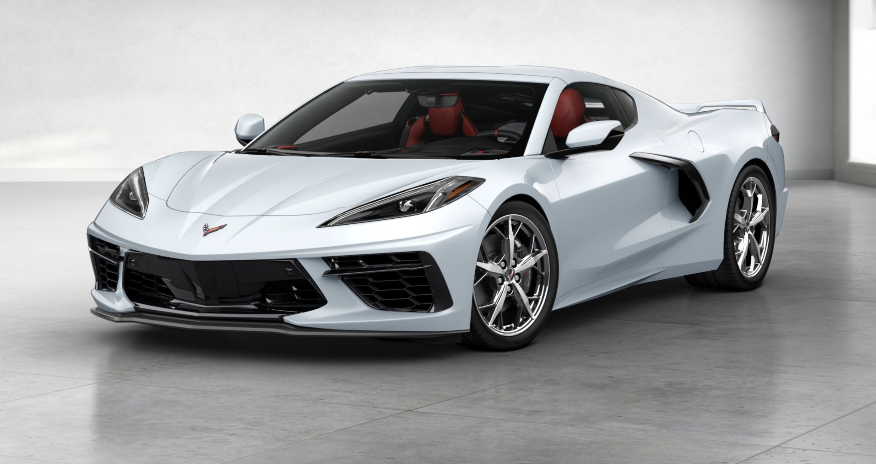 How We D Spec It 2020 Chevrolet Corvette Stingray