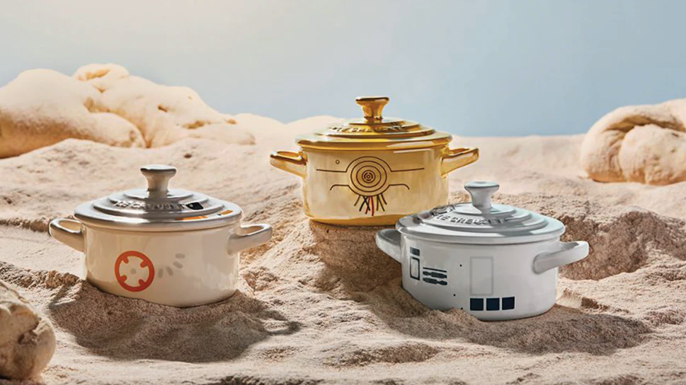 Le Creuset Is Dropping an Entire Limited-Edition Star Wars Collection