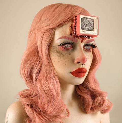 16 Best Halloween Makeup Ideas - Makeup