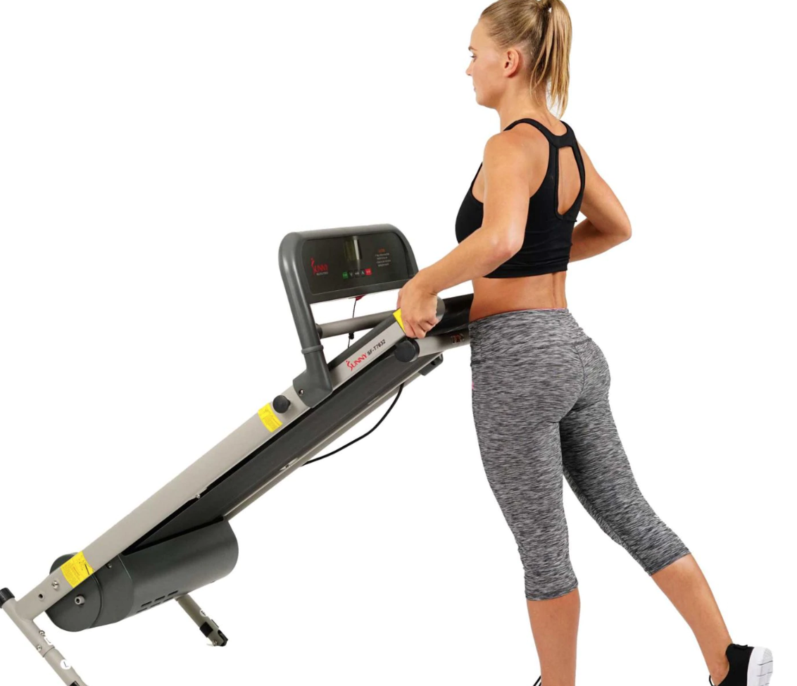 Folding Treadmills Are The Best Fitness Equipment for Any Size Home
