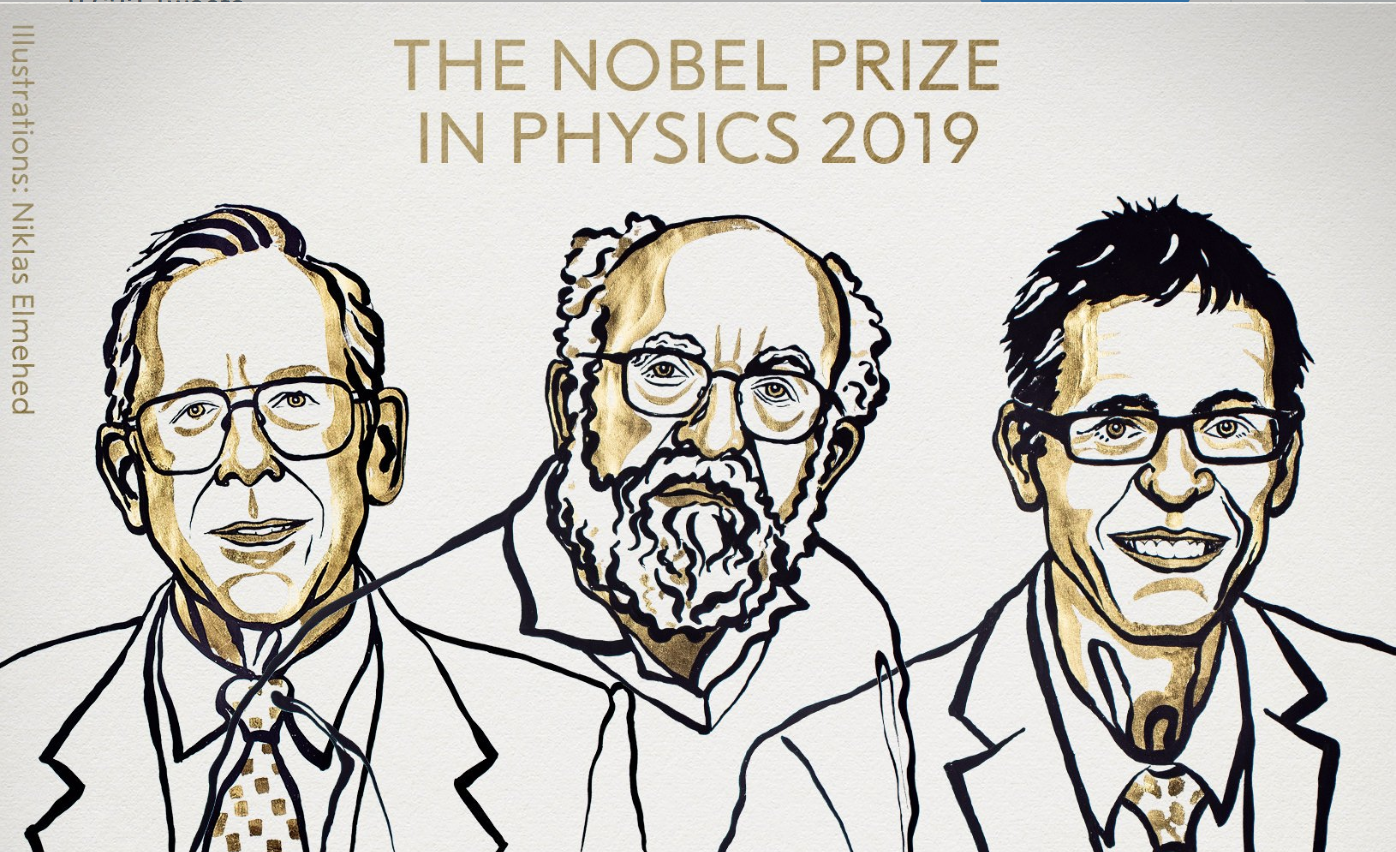 Nobel Prize in Physics Awarded to Cosmology, Exoplanet Researchers