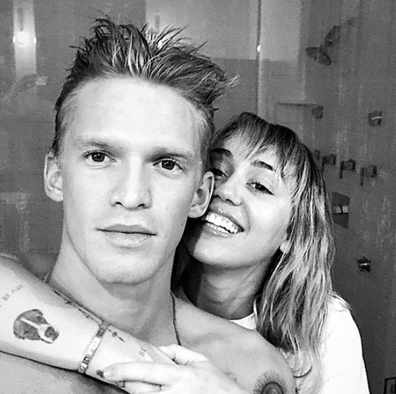 Sources Say Miley Cyrus and Cody Simpson's Relationship Isn't What It Looks Like