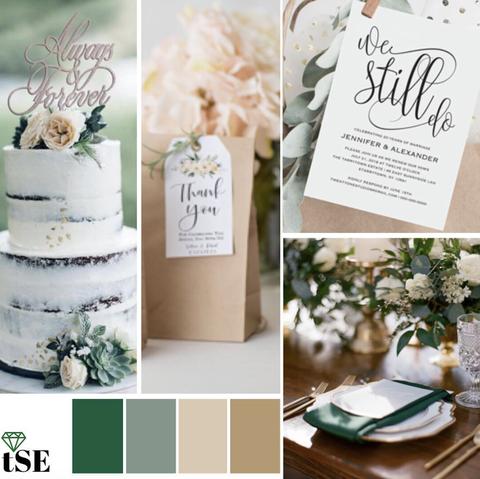 Green, Calligraphy, Wedding invitation, Plant, Party supply, Invitation, Anniversary,