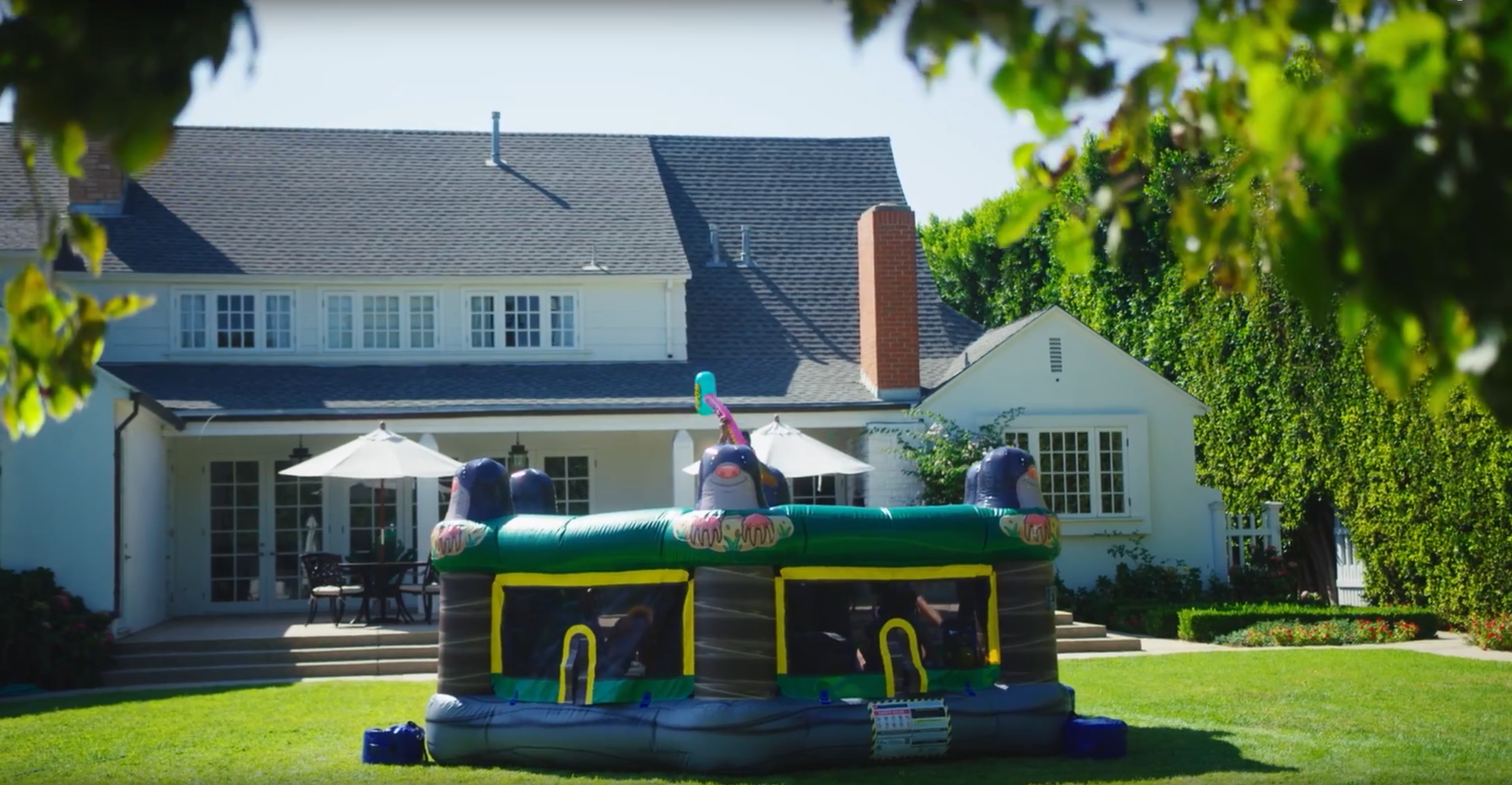 An Enormous Inflatable Human Whack-A-Mole Game Exists, And You Need it For Your Next Party