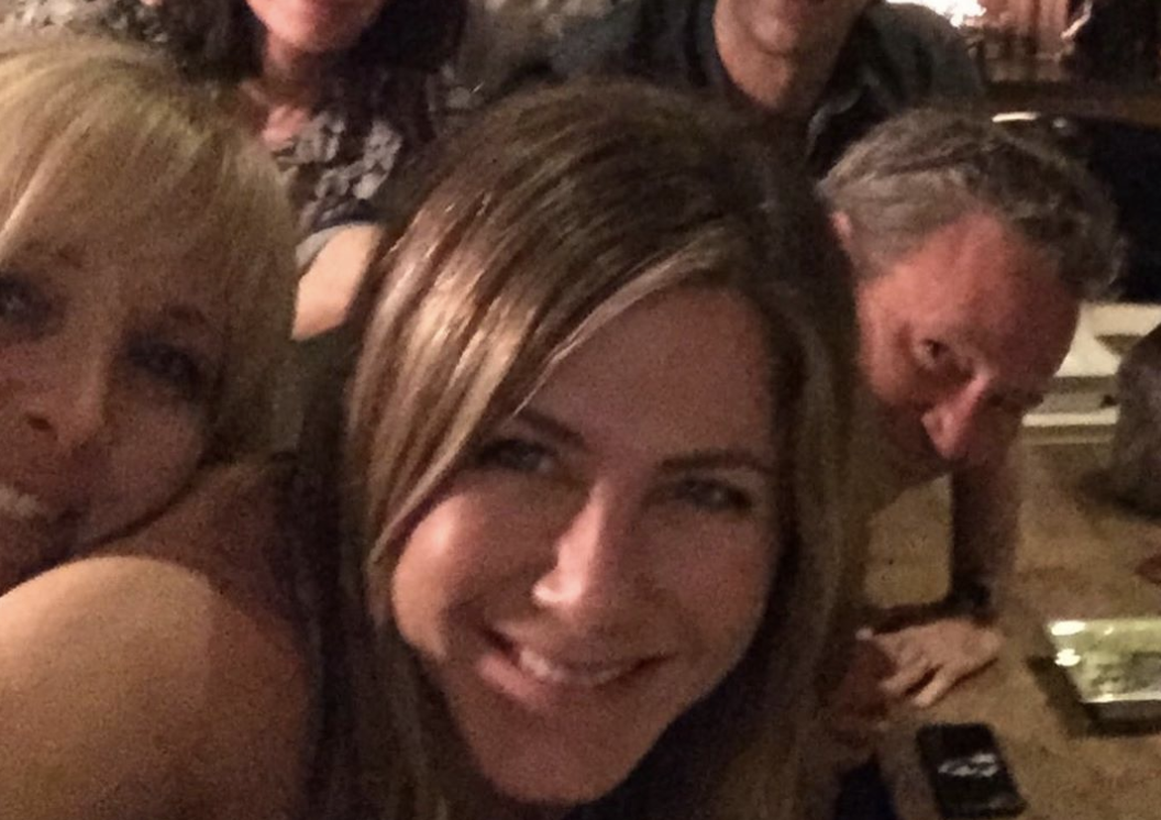 Jennifer Aniston Has Officially Joined Instagram