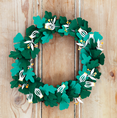 Paper Christmas Wreath Designs.Christmas Wreaths How To Make A Christmas Wreath In Simple