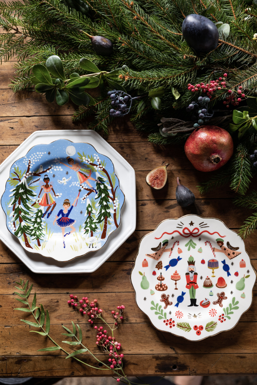 Rifle Paper Co. and Anthropologie's New Nutcracker Line Will Get You Psyched for the Holidays