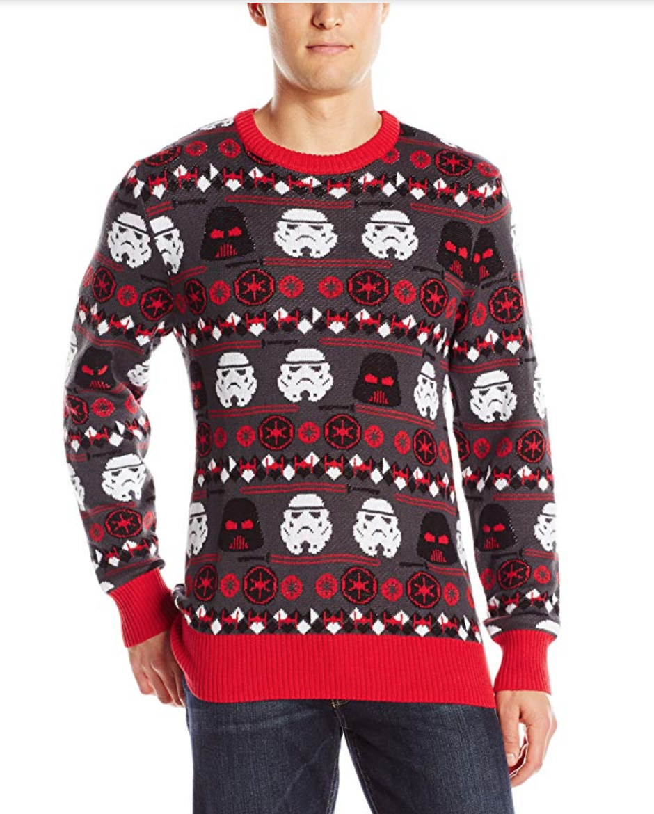 30 Brilliantly Ugly Christmas Sweaters to Buy or DIY