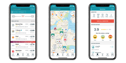 GasBuddy App Finds Cheap Gas at Potential Cost to Your Privacy