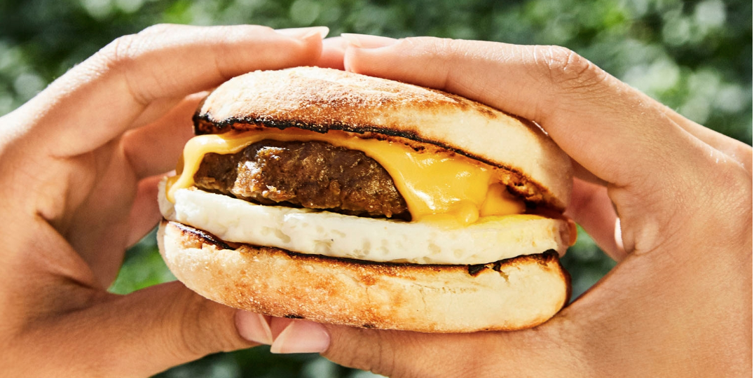 Beyond Sausage Breakfast Sandwich