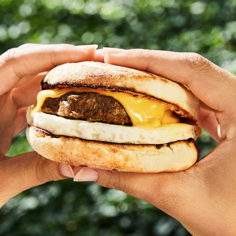 Dunkin' Rolls Out Beyond Sausage Breakfast Sandwich—Here's What Dietitians Think