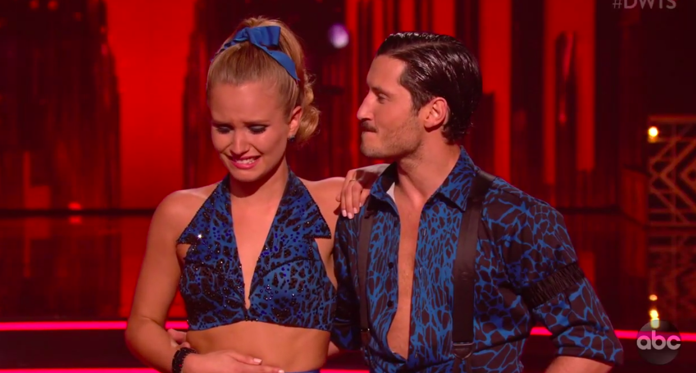 Dancing with the Stars Fans Are Shocked Over Sailor Brinkley-Cook's Elimination