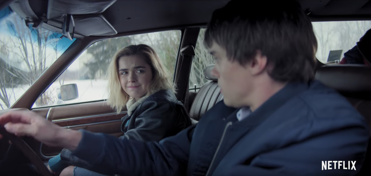 Netflix's 'Let It Snow' Is Basically Like 'Love, Actually,' but With Sabrina Spellman