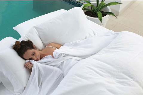 This Luxe Bedding Is Made Out of Bamboo, And It's Twice as Soft as Cotton
