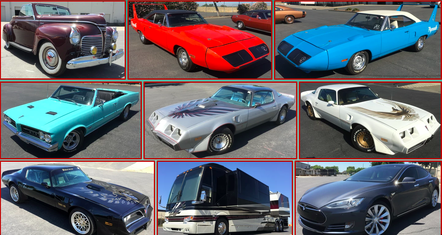 U.S. Marshals Are Auctioning Off a Massive Collection of Nearly 150 Cars