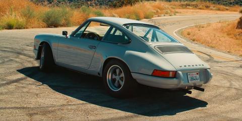 Land vehicle, Vehicle, Car, Regularity rally, Porsche 911 classic, Porsche 912, Coupé, Sports car, Porsche, Automotive exterior,