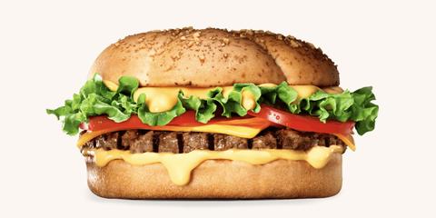Food, Fast food, Hamburger, Junk food, Dish, Cheeseburger, Burger king grilled chicken sandwiches, Original chicken sandwich, Cuisine, Burger king premium burgers,