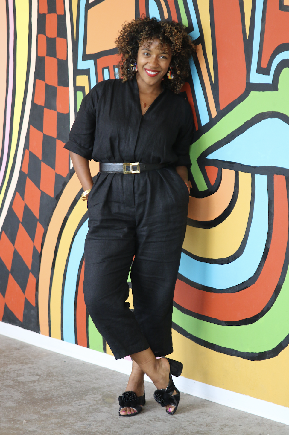 What I Wear to Work: Dayna Isom Johnson, Trend Expert at Etsy