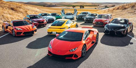 Mode of transport, Automotive design, Land vehicle, Vehicle, Automotive parking light, Performance car, Car, Supercar, Automotive lighting, Sports car,