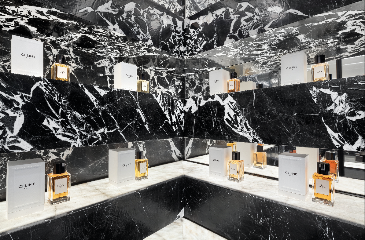 Celine's First Fragrance Collection Includes 11 New Scents