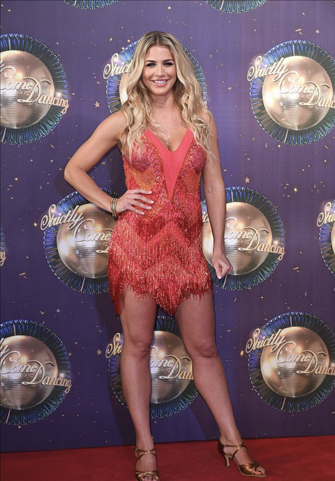 Gemma Atkinson Strictly Come Dancing - Women's Health UK