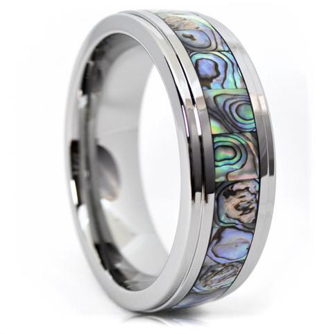 Ring, Wedding ring, Fashion accessory, Wedding ceremony supply, Jewellery, Titanium ring, Engagement ring, Metal, Titanium, Silver,