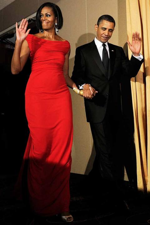 Michelle Obama Prabal Gurung