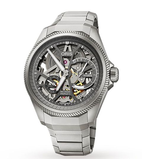Watch, Analog watch, Watch accessory, Fashion accessory, Strap, Silver, Metal, Jewellery, Brand, Material property,