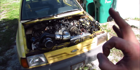 Land vehicle, Vehicle, Car, Hood, Compact car, Engine, Auto part, Sedan, City car, Hatchback,