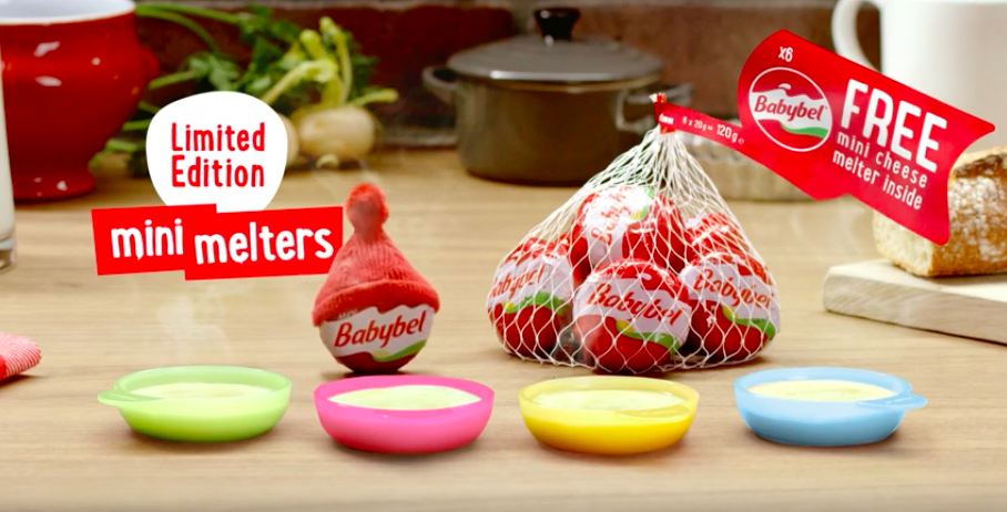 Babybels' Mini Cheese Melters Are Back And We've Never Been Happier