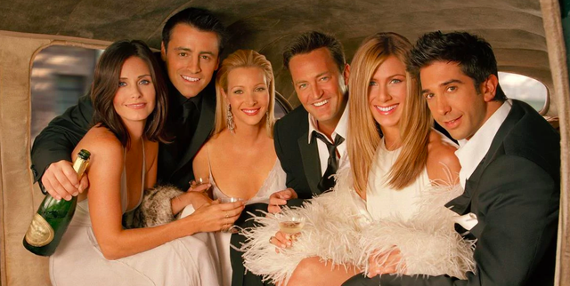 Stop Everything. A 'Friends' Reunion With All Six Original Cast Members Is In The Works