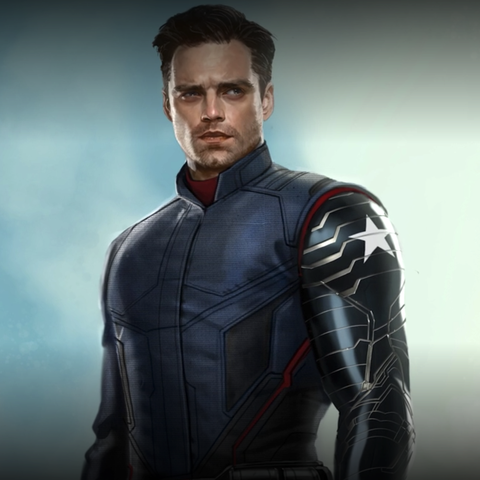 Bucky's New Look in the The Falcon and the Winter Soldier Is Here