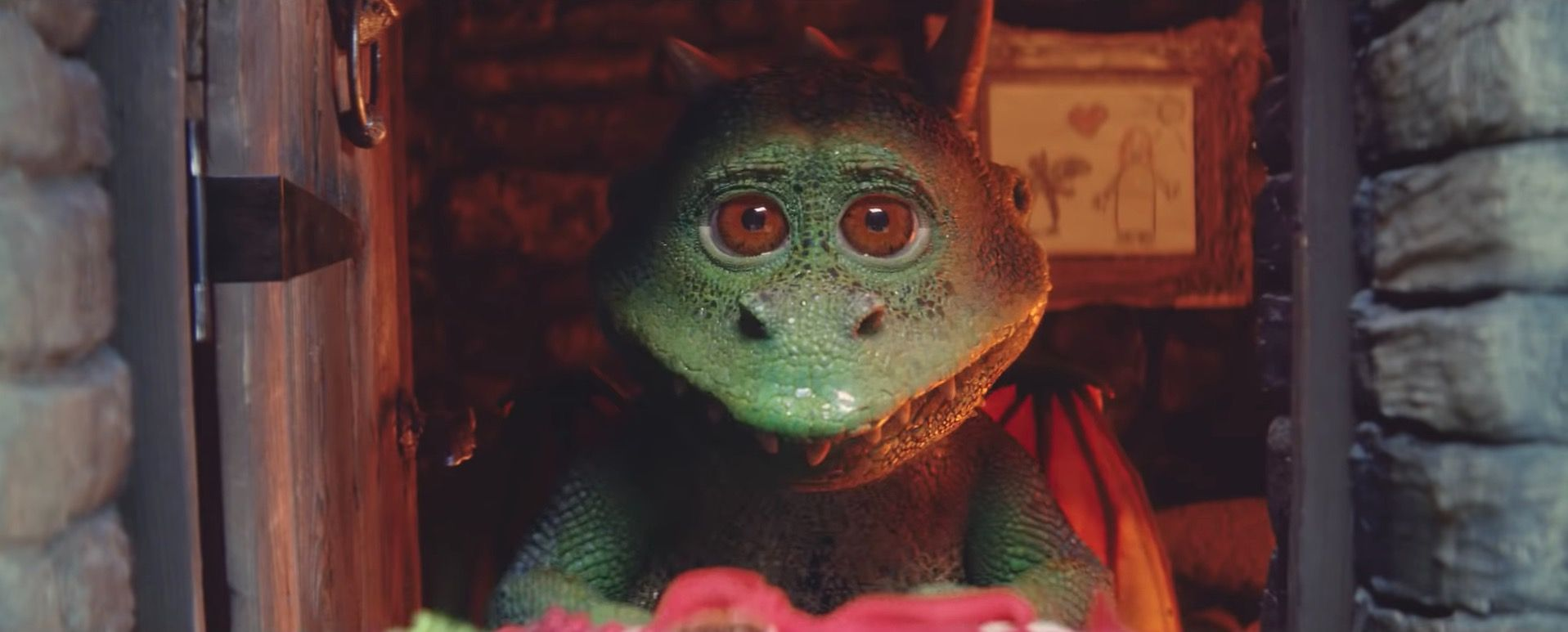 Watch: The John Lewis Christmas advert with over-excited Edgar the dragon