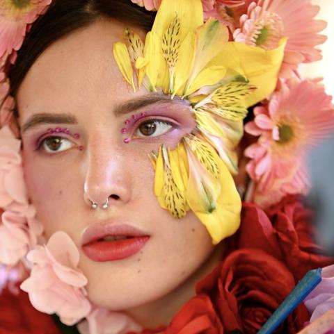 Bella Thorne Forbidden Flowers