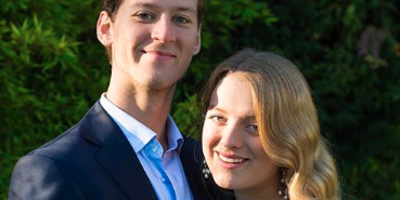 Flora Ogilvy is engaged to Timothy Vesterberg