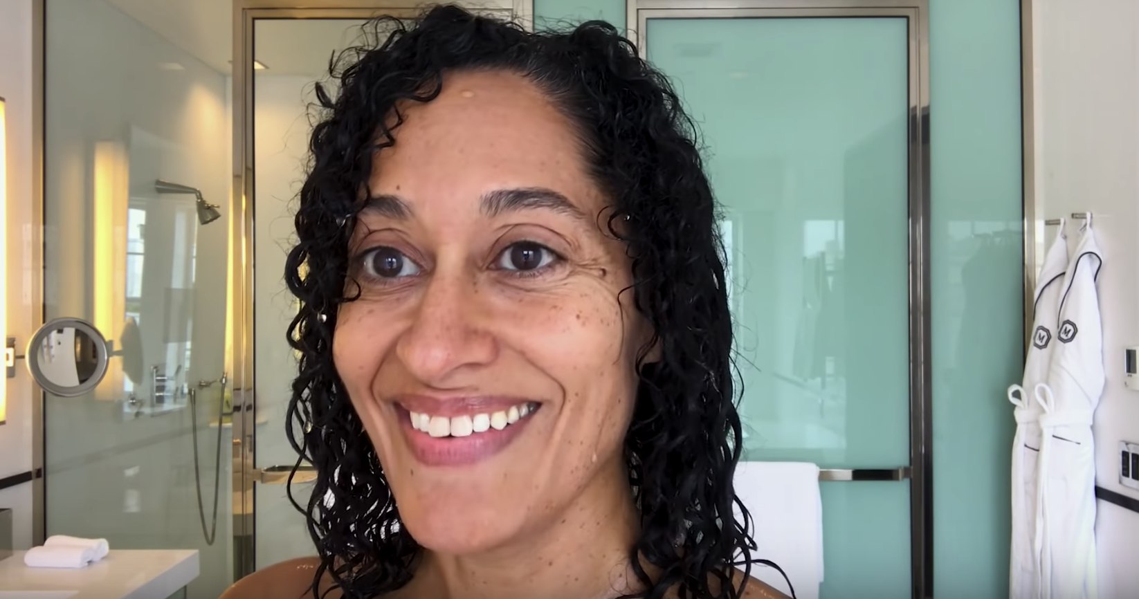Tracee Ellis Ross, 47, Shares Her Full Skincare Routine for a Makeup-Free Glow