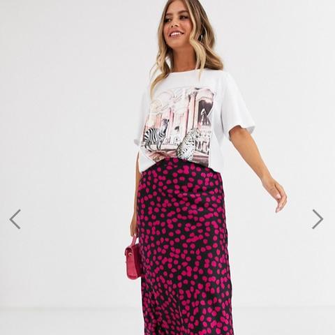 Fabienne Chapot Hall spot midi skirt