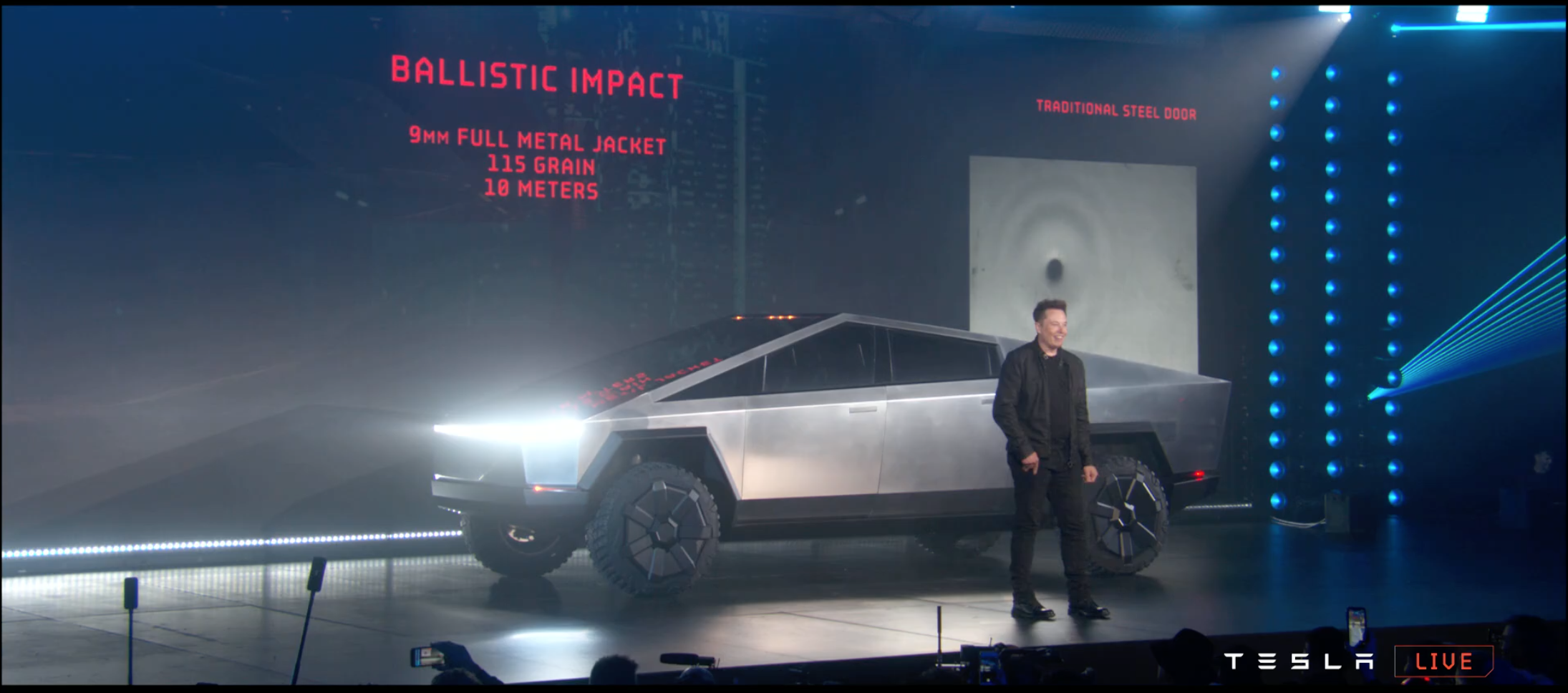 Tesla Cybertruck Is An All Electric Alternative To Popular Pickup Trucks