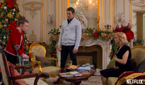 The trailer for A Christmas Prince: The