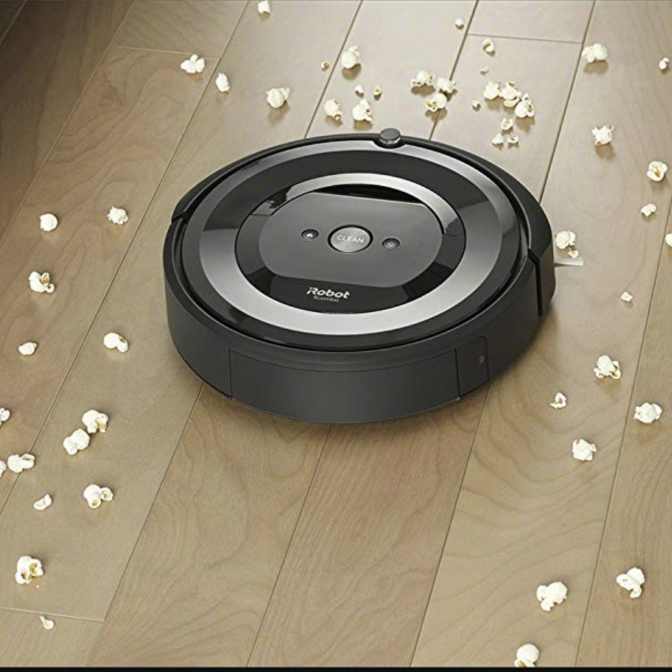 Easily Tidy Up Your Home and Save $100, Thanks to This iRobot Roomba E5 Deal on Amazon
