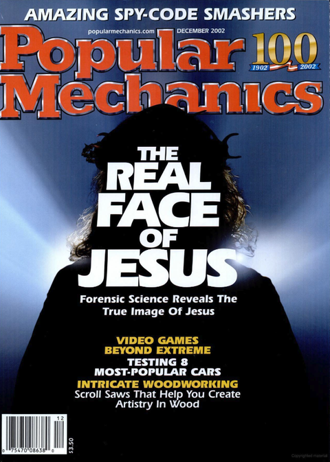 The Real Face Of Jesus What Did Jesus Look Like
