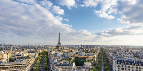 Paris Field Trip